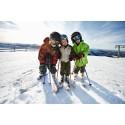 Gratis skidåkning för barn i januari