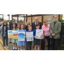 Community Rail project shows children's pride in Penkridge