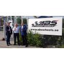 ABS Wheels går med i Sveriges Fordonsverkstäders Förening
