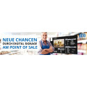 Neue Chancen durch Digital Signage am Point of Sale