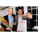 Sam Manaberi utsedd till Årets sociala entreprenör