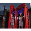Hanging on to its telephone box – Devon town finds world record-breaking way to keep iconic landmark