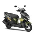 Yamaha Motor Launches Young Male-oriented Cygnus Ray ZR Scooter - Stylish New Product for the Ever-Growing Indian Scooter Market -