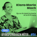Entreprenörden Klara-Maria Mach hjälper unga start-ups!