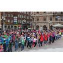900 elever från Sundsvalls skolor skakar loss på dansens dag