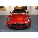 Rift om sjælden Alfa Romeo 8C på biltorvet