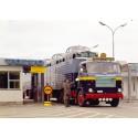Veteranbilsrally för kommersiella fordon