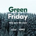 Haglöfs does Green Friday instead of Black Friday