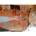 Pressinbjudan: Stortorget fylls med ljuslyktor på Internationella barndagen
