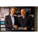 Get inngår 5-års avtale som hovedsponsor for norsk hockey