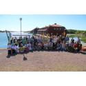 Avslutningskonsert för Känsö ungdomsorkester i Nordstan