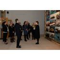 Kronprinsessparet besökte Värmlands Museum