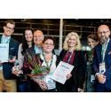 Här är alla pristagare på Business Arena Stockholm 2016!