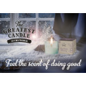 """The Greatest Candle"" nu i Sverige!"
