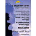 3 x Wollstonecraft på Drottningholms Slottsteater  informationsblad