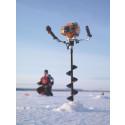 Smidig snöröjning och isigt nöje – Husqvarnas maskiner fixar vintern