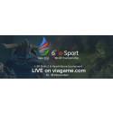 6th e-Sport World Championship LIVE on Viagame