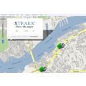 XTRAKK® Positioneringstjänst & Trafikledningssystem.