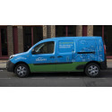 Mitie offers ground-breaking hydrogen van courier service to clients