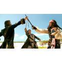 Paradisplatserna från Pirates of the Caribbean