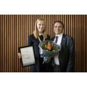 Tandlægestuderende fra Silkeborg får penge til forskning