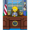 Simpson for President på Viasat 4