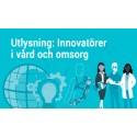Fem projekt finansieras för innovation i vård och omsorg