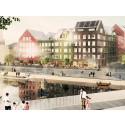 Wästbygg får markanvisning i Norrtälje Hamn för 140 bostadsrätter med hög hållbarhetsprofil