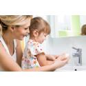 Gjør badet trygt for barna