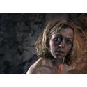 Line Knutzon: 'Heksemutter' er specialdesignet til Heidi Colding, som var det en kjole!