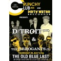 Crunchy Frog and Dirty Water Records Present: D/TROIT (DK) and The Arrogants ( FR)  - FREE !