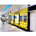 Exchange Finans etaberar växlingskontor i Globen Shopping