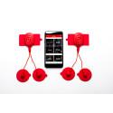 PowerDot sensors App Red