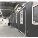 Maxmoduler Produktion AB öppnar ytterligare en produktionsanläggning i Lycksele!