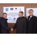 Supermoderne vandværk spækket med dansk viden og teknologi indviet i den estiske by Narva