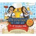 CLARKE QUAY OKTOBERFEST 2016 : PROST TO A WEEKEND OF GREAT MUSIC, SCRUMPTIOUS GERMAN FOOD AND BEER AND MERRY MAKING!