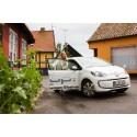 Volkswagen e-up! til 3.000 kr./md