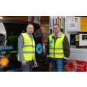 Shell selger drivstoff til inntekt for Natteravnene