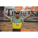Laurence O'Toole ny världsmästare i Timbersports