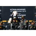 Simon Larsson vinner Super Trofeo på Nürburgring