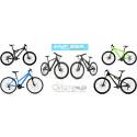 Outlet-Cykler.dk forhandler af UNIVEGA cykler.