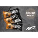 FAST Proteinbar ROX Peanut Caramel Crisp blir bäst i test!