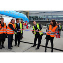 KLM flyger med biofuel mellan Oslo och Amsterdam