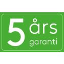 Swegon inför 5 års garanti som standard