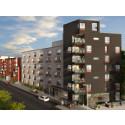 Riksbyggen nominerade till Kalmars stadsbyggnadspris 2017