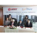 SMRT and 2getthere Sign Agreement