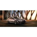 Förhandstitt på helt nya Lexus ES