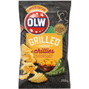 OLW Grilled Cheddar Chillies