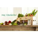 Årstiderna gör Västerås mer ekologiskt