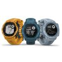 Garmin® Instinct® GPS-kellomalliston värivalikoima laajeni